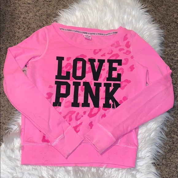 ✨Pink pullover✨